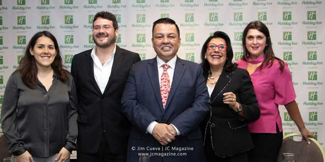 Inauguración de Holiday Inn Lima Airport