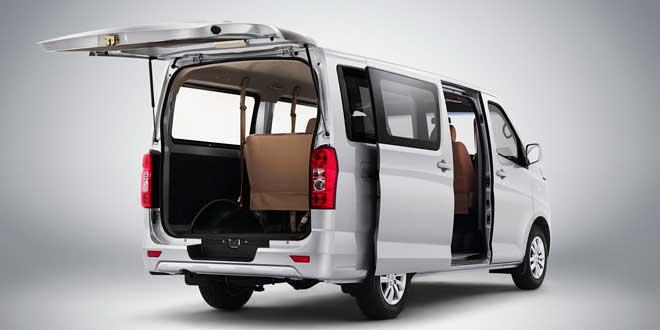 15a3303e18b77 Changan Grand Van Turismo es líder de su rubro – JC Magazine